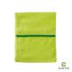 bouillotte vert anis tissus polaire
