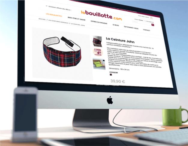 la bouillotte micro-ondable nouveau site